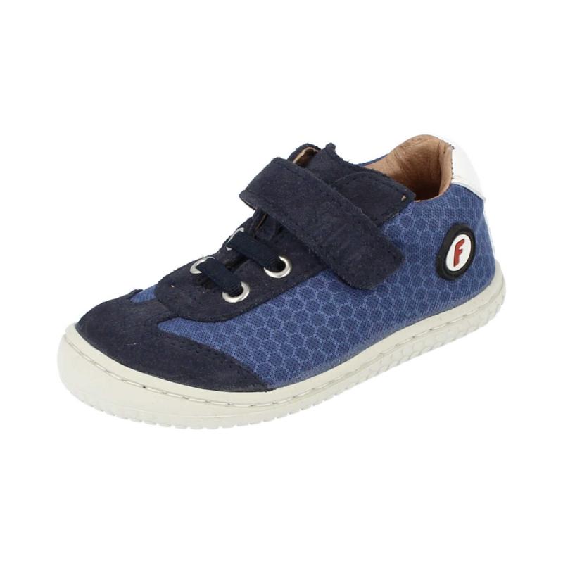 Filii Barefoot Sneaker blau