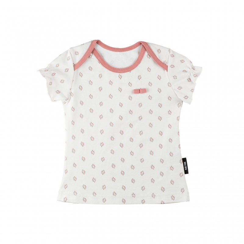 Pure Pure Baby T-Shirt Punkte