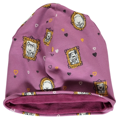 Maxomorra Hat Velour Family Album