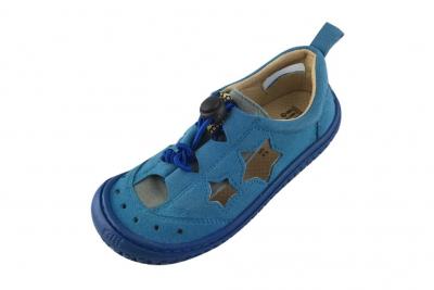 Filii Barefoot Sea Star türkis vegan